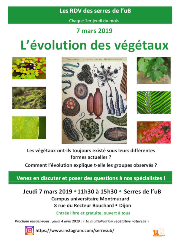 Affiche JPO Evolution 07 03 2019