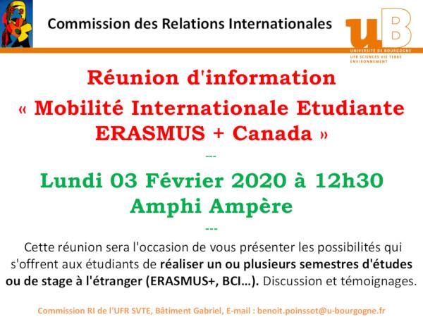 Affiche reunion RI SVTE Mobilite