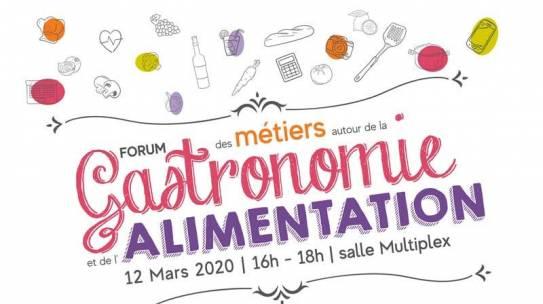 Forum des métiers de la Gastronomie et de l'Alimentation