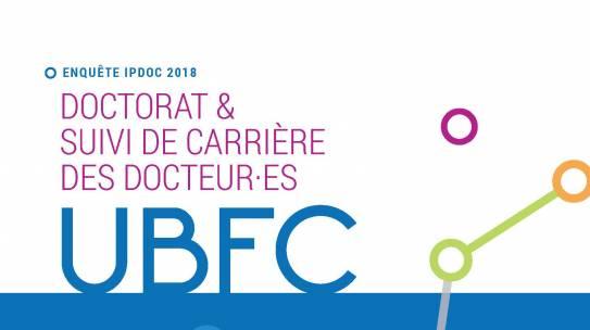 L'Enquête « IPdoc » sur l'insertion professionnelle des docteur·e·s UBFC vient d'être publiée !