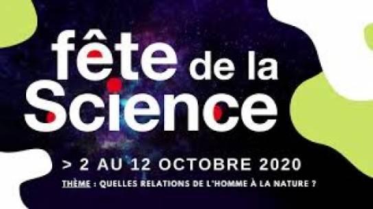 La fête de la Science 2020